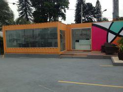 Stand de vendas Container  / Escritório Container 45m²