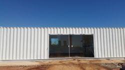 Stand de Vendas - Container 60m² - Escritório container
