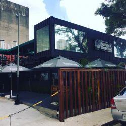 Container restaurante / hamburgueria