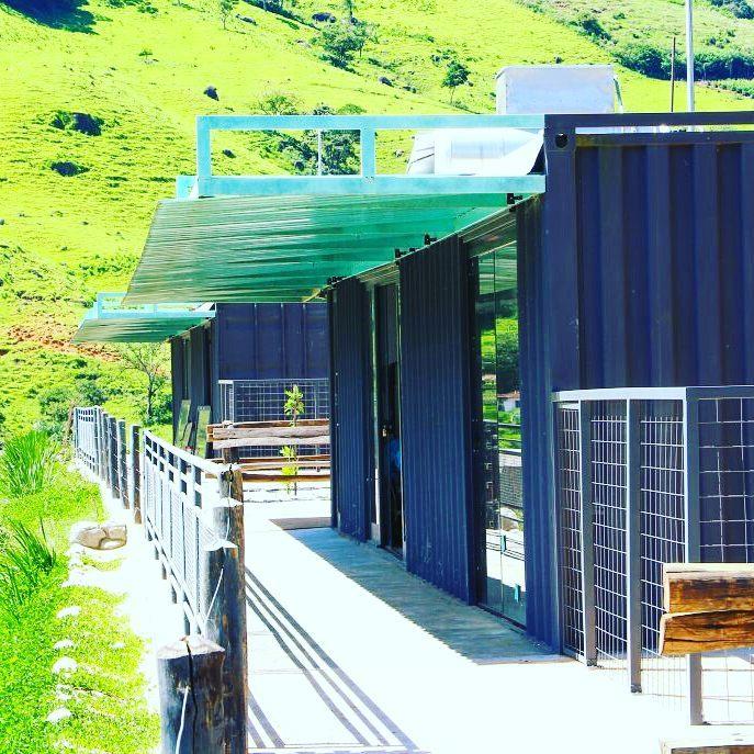 Container Pousada / Hotel