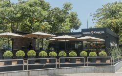 Container Charutaria / Bistro & Café