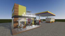 Pit Stop Container Store  para Venda de Bebidas