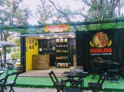 Container Chopperia /  Pit Stop - Madalena Cerveja Premium (  Parque Burle Max ) Container Store venda ou locação