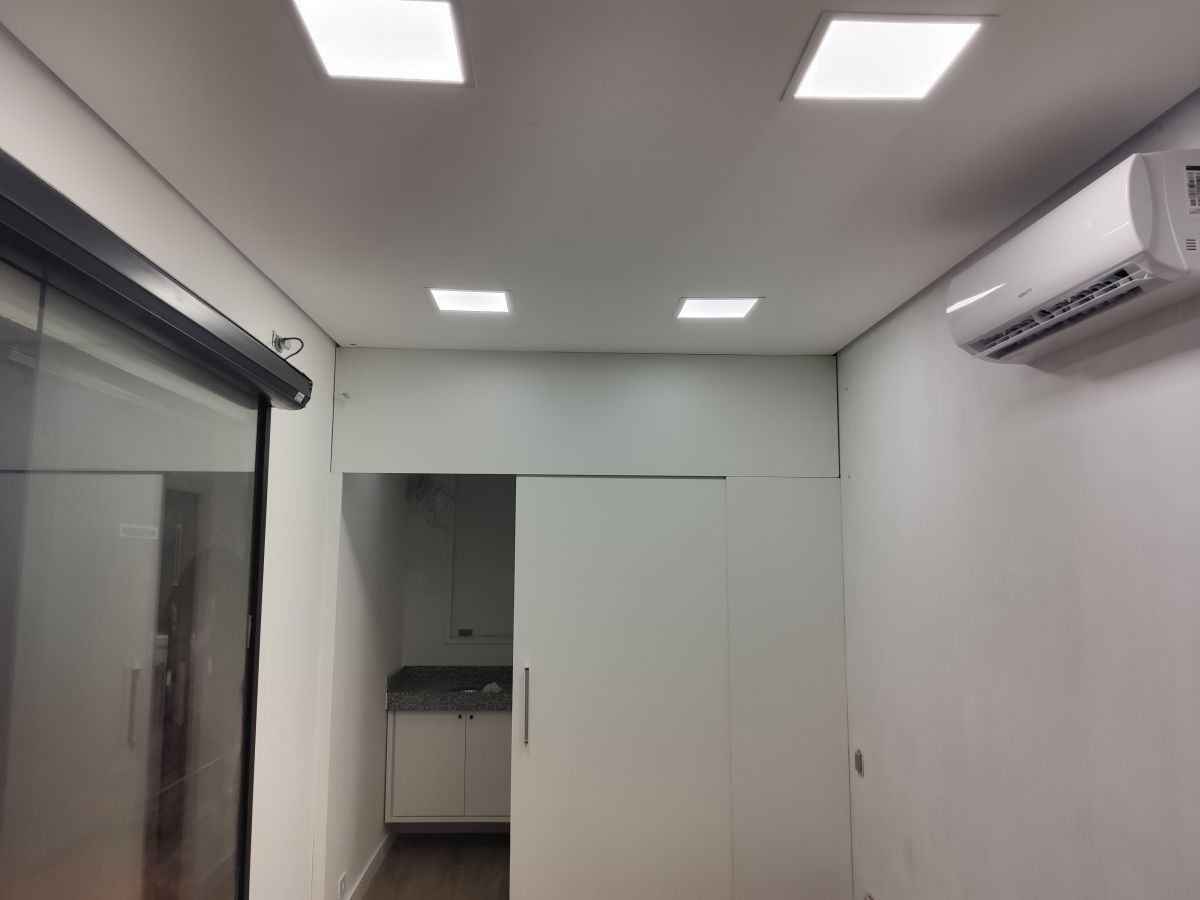 Container Stand de Vendas 40 pés HC  com Banheiro e Copa