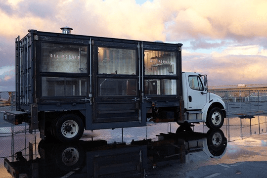 Container Food Truck 20ft