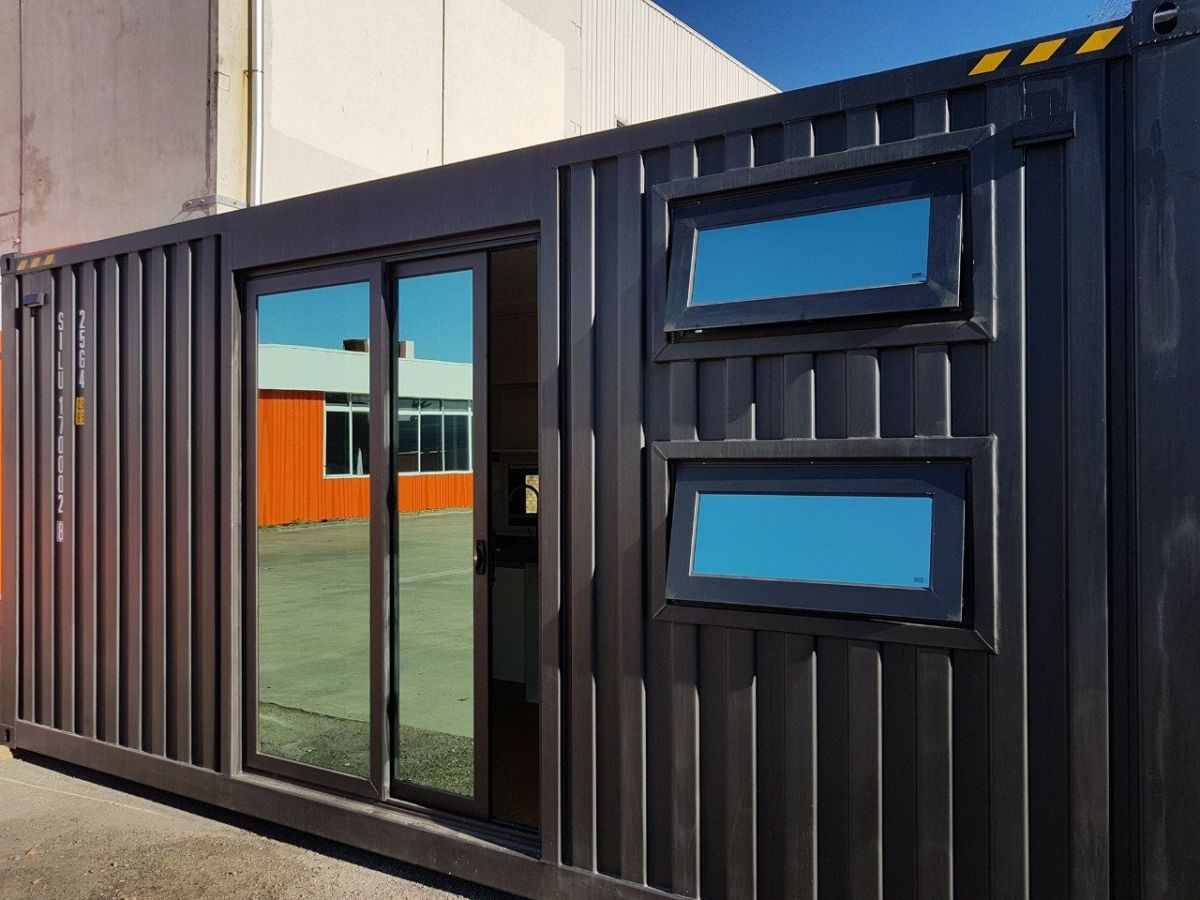 Container Casa Kit net 15m2