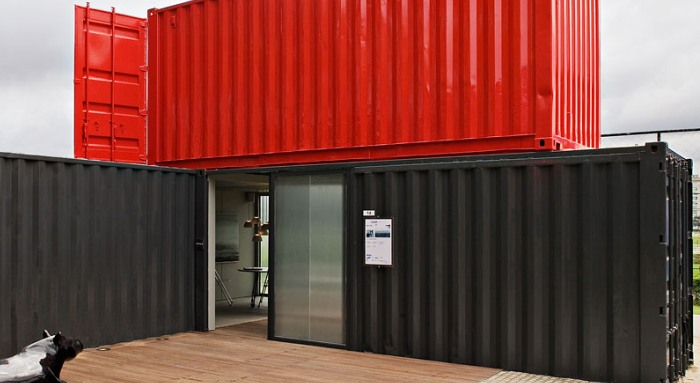 Container São Paulo  CONTAINER OFFICE