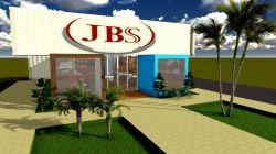 Container Restaurante (Área de degustação JBS)