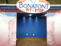 Container Pit Stop Bonafont (Produto exclusivo da  Danone)